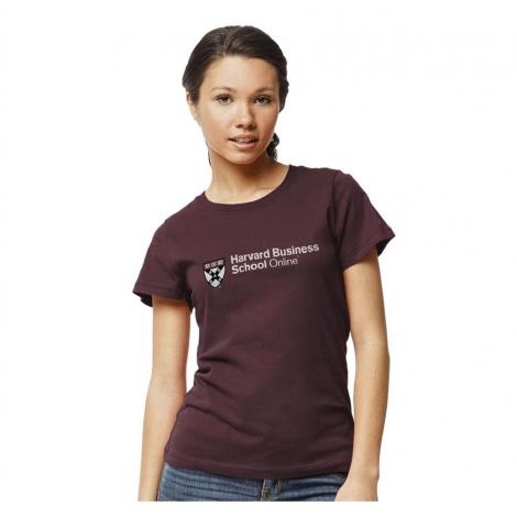 Harvard Business School Online Women's Freshy Tee