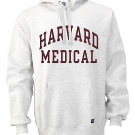 Harvard Medical School Pro-weave Hoodie