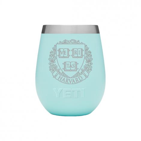 Harvard YETI Rambler 10 oz Wine Tumbler