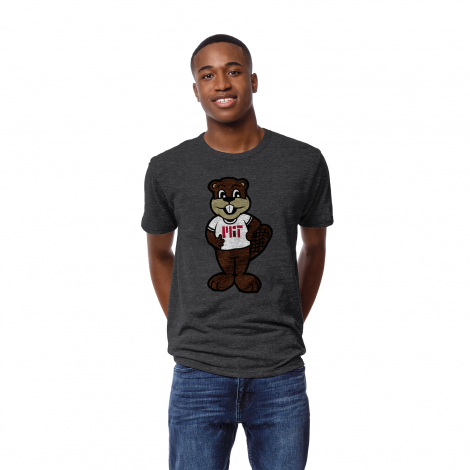 MIT League Tri-Blend TIM Tee Shirt