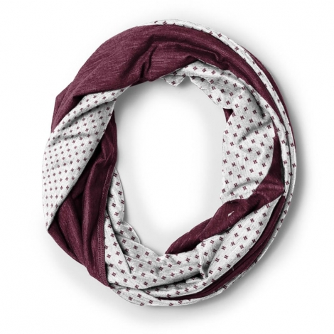 Harvard League Spirit Infinity Scarf