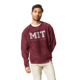 MIT Timber Crewneck Sweater