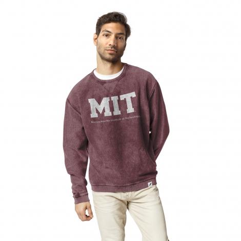 MIT Timber Crewneck Sweater