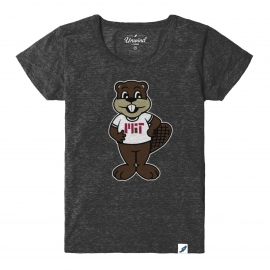 MIT Women's Tri-Blend TIM Tee shirt