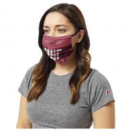 MIT HACKER Face Mask with MIT Contemporary Logo