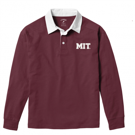 MIT Jack Collared Long Sleeve Shirt
