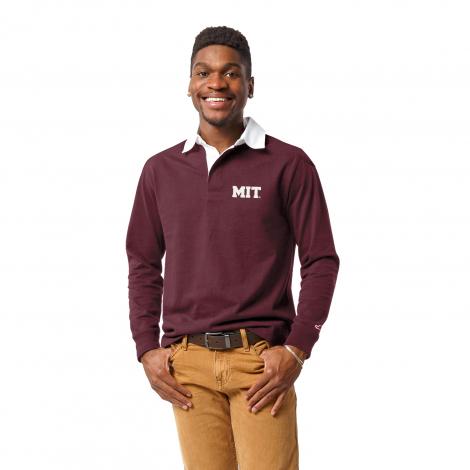MIT Jack Collared Long Sleeve Shirt