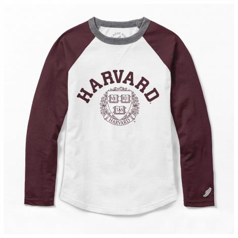 Harvard Youth Baseball Tee