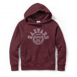 Harvard League Women's Academy Hooded Sweatshirt