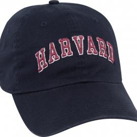 Harvard Vintage Twill Hat