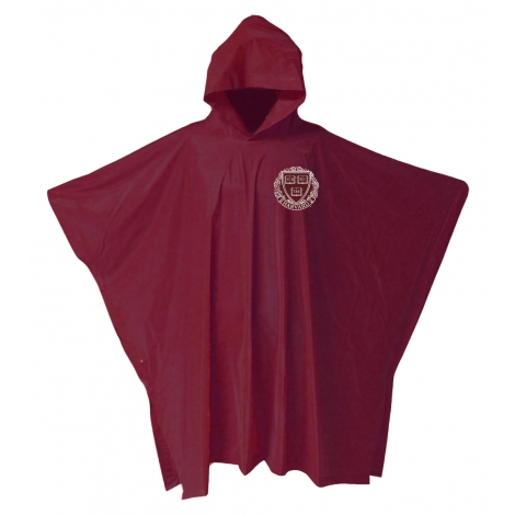 Harvard Medium Weight Rain Poncho