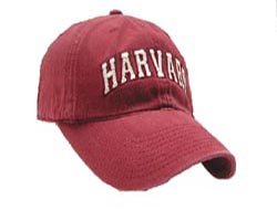 Harvard Arched Hat