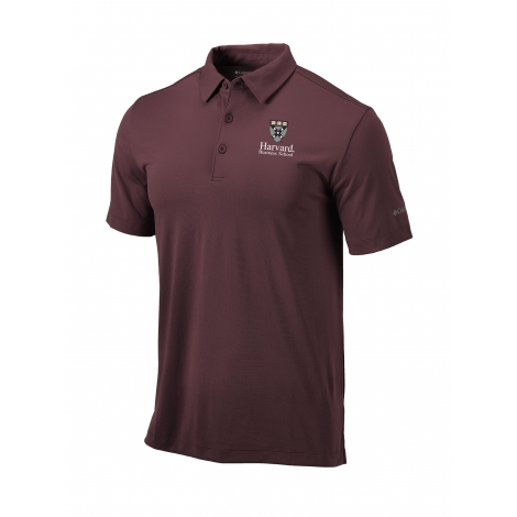 Harvard Business School Columbia Omni-Wick Drive Polo
