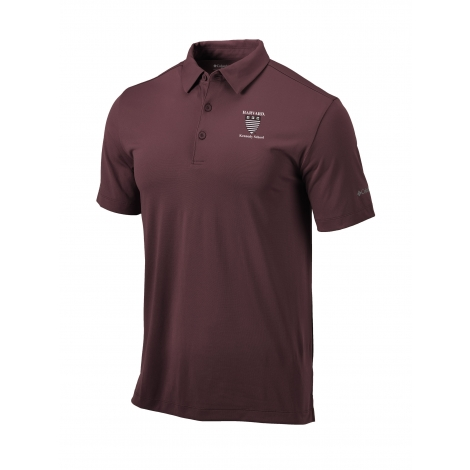 Harvard Kennedy School Columbia Omni-Wick Drive Polo