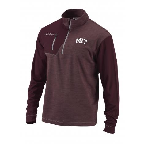 Home   MIT   Men   Apparel   Sweatshirts   Columbia Omni-Heat Regulation  MIT 1 4 Zip a320553044947