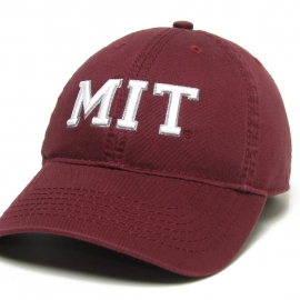 MIT Youth Washed Twill Hat