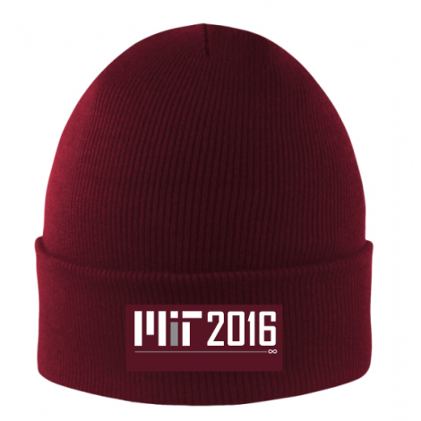 MIT Class of 2016 Cuff Knit Beanie