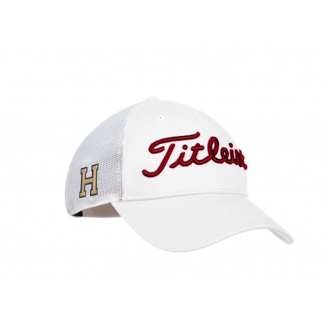 Harvard Mesh Performance Titleist Hat