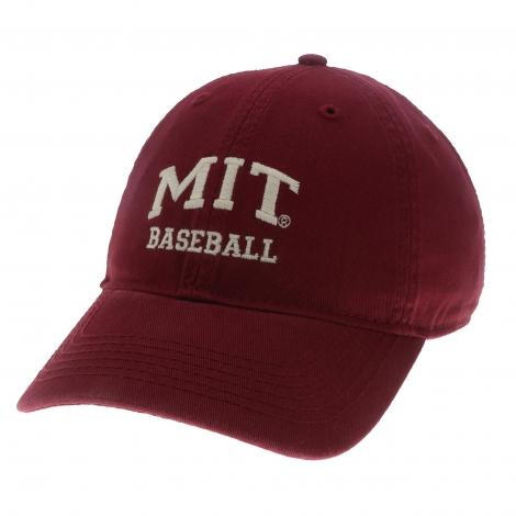 MIT Baseball Washed Twill Hat