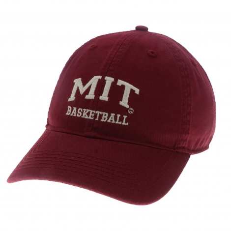 MIT Basketball Hat