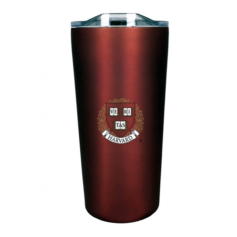 Harvard 18 oz Stainless Steel Soft Touch Tumbler
