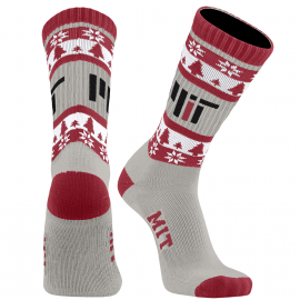 MIT Christmas Socks