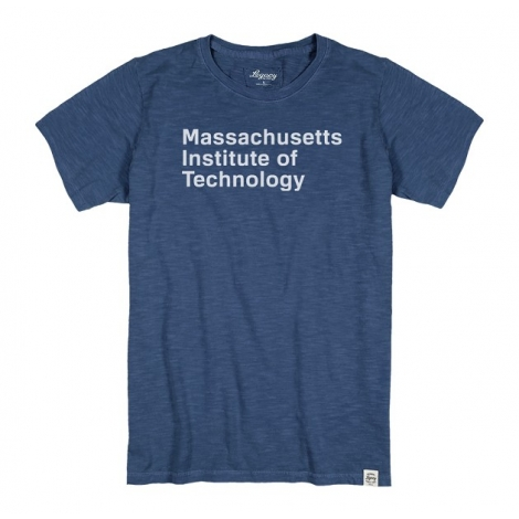 MIT Slub Crewneck Tee Shirt