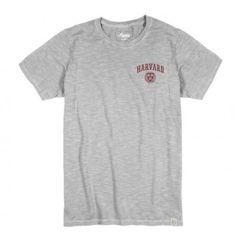 Harvard Slub Crewneck Tee Shirt