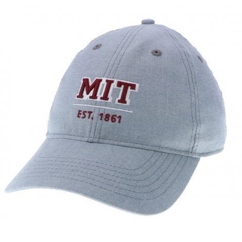 MIT Oxford Cloth Adjustable Hat