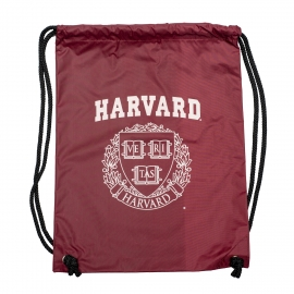 Harvard Drawstring Bag