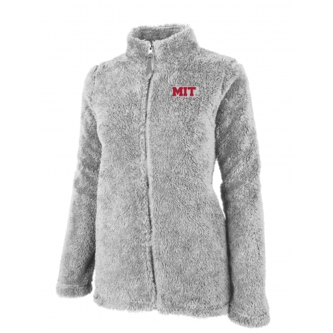 MIT Women's Newport Full Zip Fleece Jacket