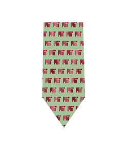 Vineyard Vines MIT Silk Tie
