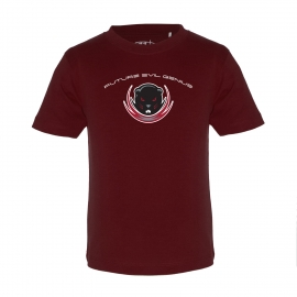 MIT Maroon Toddler Tee Shirt