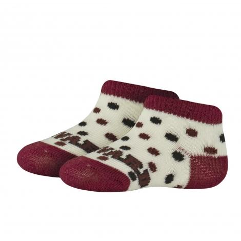 Harvard Infant Bootie Socks