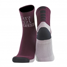 Harvard Dash Quarter Socks