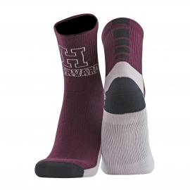 Harvard Dash Quarter Socks