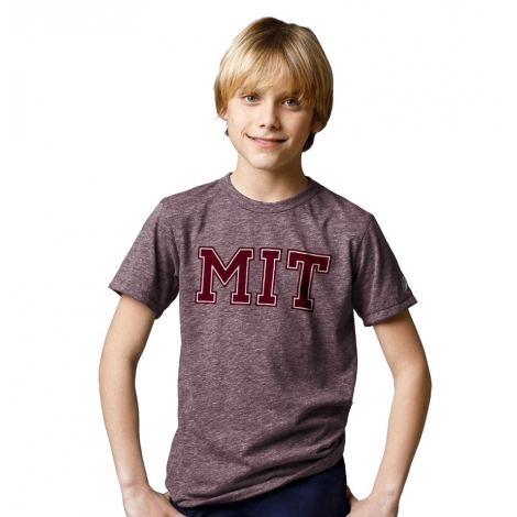 MIT Youth Victory Falls Tri-Blend Tee Shirt