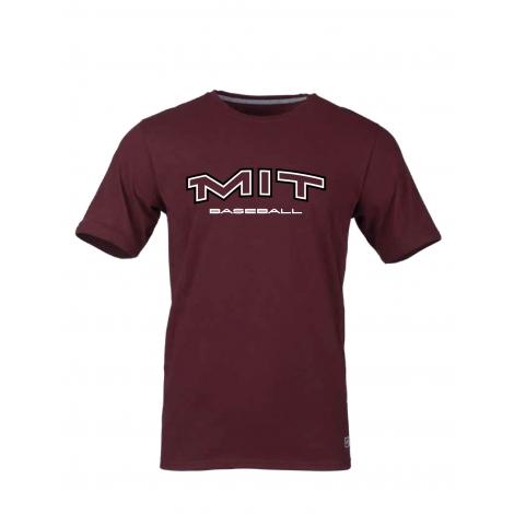 MIT Baseball Essential Shor Sleeve Tee Shirt