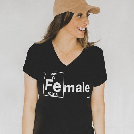 (Fe)male Women's Tee