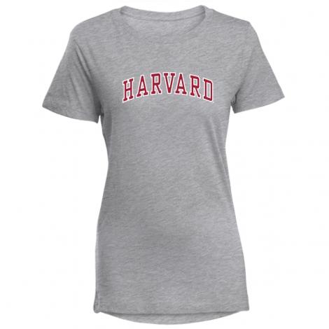 Harvard Bestie Crewneck Tee