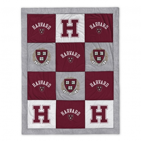Harvard Spirit Blanket