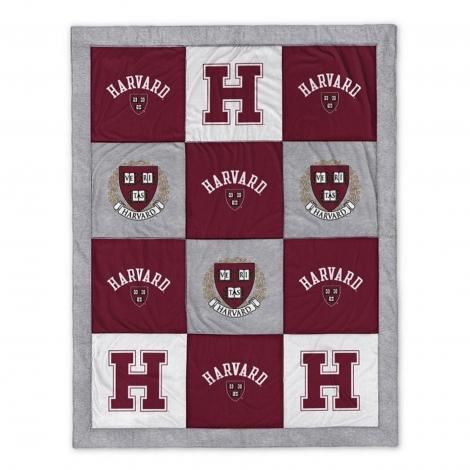Harvard Spirit Blanket