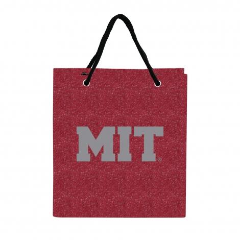 MIT Glitter Gift Bag