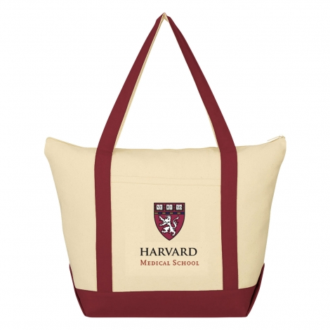 Harvard Medical School Medium Tote Bag