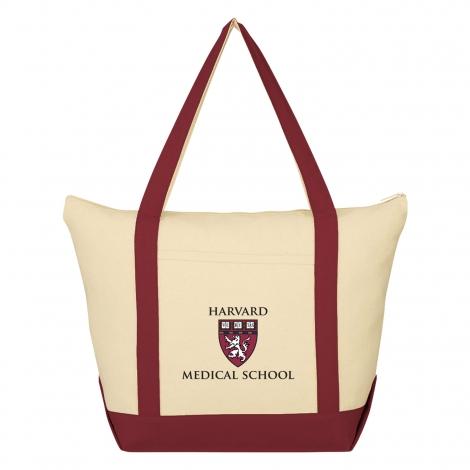 Harvard Medical School Medium Tote Bag