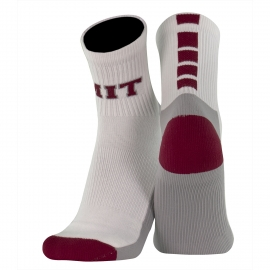 MIT Dash Quarter Socks