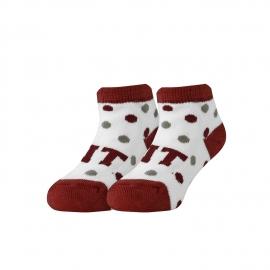 MIT Toddler Bootie Socks