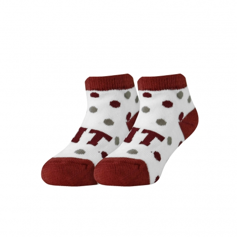 MIT Infant Bootie Socks