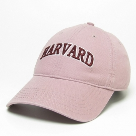 Harvard Dusty Rose Twill Hat