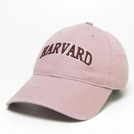 Harvard Dusty Rose Twill Hat